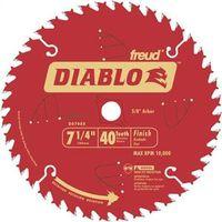 Diablo D0740X Circular Saw Blade