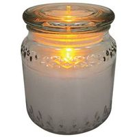 CANDLE JAR LED 3IN1 LARGE