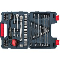 TOOL SET MECHANICS 70PC W/CASE