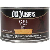 Old Masters 81208 Oil Based Gel Stain