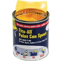 Foampro 61 Fits-All Paint Pail Spout