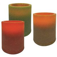 CANDLE PILLAR FABRIC 3IN1 4IN