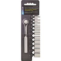 Mintcraft 12PC-2  Socket Wrench Sets