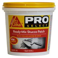 STUCCO PATCH READY-MIX 1QT