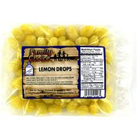 Family Choice 1106 Lemon Drop Candy