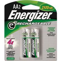 BATTERY RECHARGE NIMH 2PACK AA