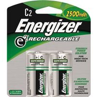 BATTERY RECHARGE NIMH 2PACK C