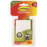 Command 17206-VP Large Picture Hanging Strips