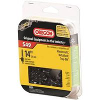Oregon S49 Replacement Chain Saw Chain