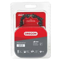 Oregon S53 Replacement Chain Saw Chain
