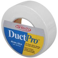 TAPE DUCT WHITE 48MM X 55M