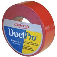 TAPE DUCT RED 48MM X 55M