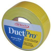 TAPE DUCT YELLOW 48MM X 55M