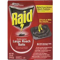 BAIT LARGE ROACH DOUBLE CNTRL
