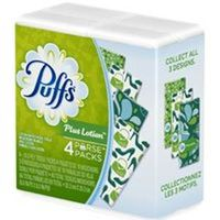 Puffs To Go Plus Lotion 87126 Facial Tissue
