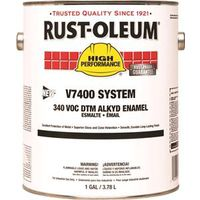 Rustoleum V7400 System Enamel Paint