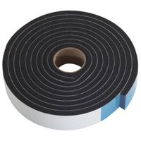 TAPE SPG RUBBER 1/4INX1INX10FT