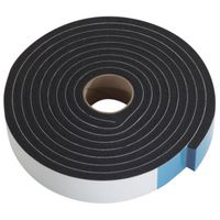 TAPE RUBBER 3/8INX1-1/4INX10FT