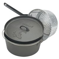Barbour Bayou Classic 7460 Dutch Oven With Lid and Basket