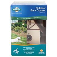 COLLAR BARK CONTROL ULTRASONIC