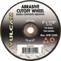 Vulcan 981590OR Cut-Off Wheel