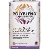 Polyblend PBG38025 Sanded Tile Grout?
