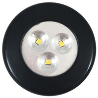 LIGHT PUCK UTILITY BLACK 3PK