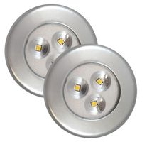 LIGHT PUCK UTILITY SILVER