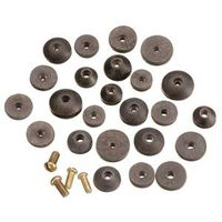 PlumbPak PP805-21 Beveled Faucet Washer Assortment