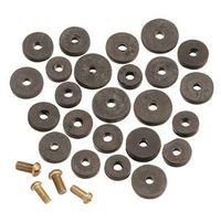 PlumbPak PP805-20 Flat Faucet Washer Assortment