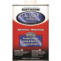 Rustoleum 253307 Automotive Lacquer Thinner