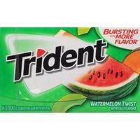 Trident TWT12 Sugar Free Gum