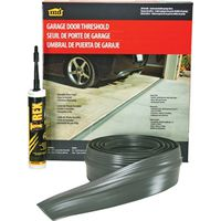 M-D 50101 Double Garage Door Threshold Kit