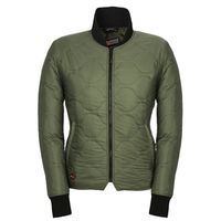 JACKET WOMENS OLIVE 2XL 7.4V