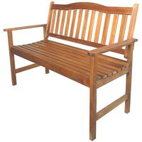 BENCH PARK WOOD 4FT