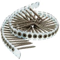 DuraSpin 08D200W Collated Deck Screw