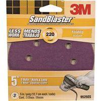 SandBlaster 9525ES Sanding Disc