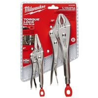 PLIERS LOCKING SET 2PC