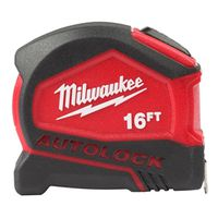 TAPE MEASURE AUTOLOCK 16FT