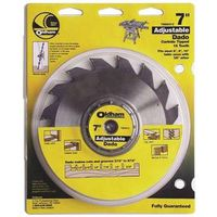 Oldham 7005012 Adjustable Dado Blade