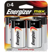 Energizer E95BP-4 Non-Rechargeable Alkaline Battery