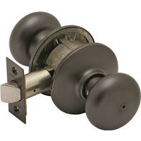 Schlage Plymouth F40 PLY716 Round Transitional Door Knob Lockset