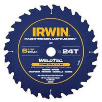 SAW BLADE 6-1/2IN 24T CORDLESS