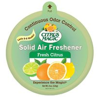Citrus Magic 6164712791-6PK Odor Absorbing Air Freshener