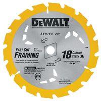 Dewalt DW3592B10 Circular Saw Blade