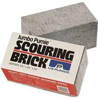 US Pumice JPS-12 Pumie Scouring Brick