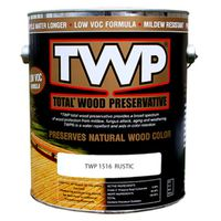 STAIN WOOD LOW VOC RUSTIC 1GAL