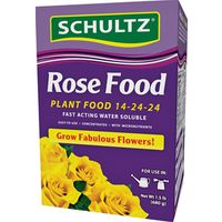 FERTILIZER ROSE/FLOWER 1.5LB