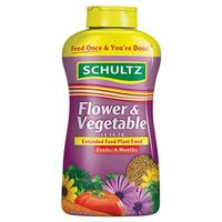 FERTILIZER EXTEND VEG/FLOWR2LB