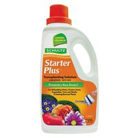FERTILIZER STARTER LIQUID 32OZ